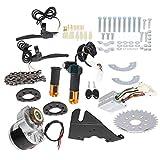 Kit de contrôleur de Moteur de vélo, Kit de contrôleur de Brosse de Moteur de vélo électrique 36 V 250 W Kit de Conversion de vélo électrique pour vélo de 22 à 28 Pouces