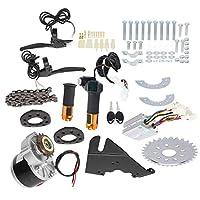 自転車モーターコントローラーキット、36V 250W電動自転車モーターブラシコントローラーキット22‑28インチ自転車用電動自転車変換キット