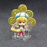 Guoyulin Gilgamesh Movible Glitter Figurine Figure Figura Anime Juguete Figurine Muñeca Decoración C...
