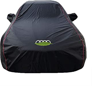 Water Resistant AUDI A4 RS4 SALOON Breathable Full Car Cover Double Stitched Seams Elastic Hem
