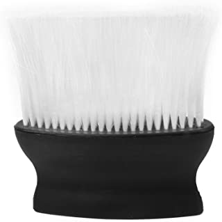 Neck Face Duster Brush (Black + White)