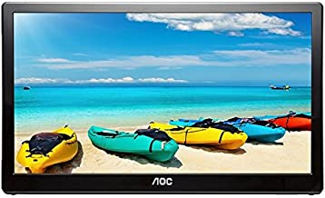 aoc 17 inch portable monitor