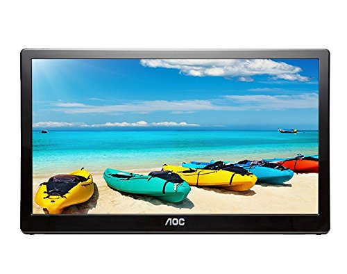 "AOC I1659FWUX 15.6"" USB-powered portable monitor, Full HD 1920x1080 IPS, Built-in Stand, VESA"