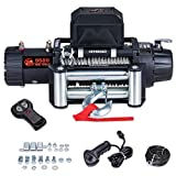 OPENROAD 9500 lb Electric Winch,12V...