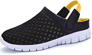 Clogs Sandals Shoes Mens Womens Mesh Slip On Slipper Quick Drying Water Shoes for Beach Sports Sandals