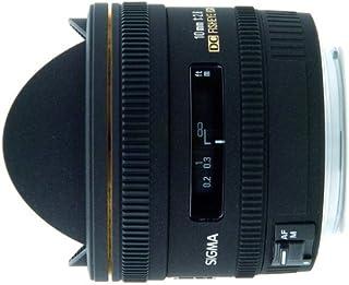 SIGMA 単焦点魚眼レンズ 10mm F2.8 EX DC FISHEYE HSM ペンタックス用 対角線魚眼 APS-C専用 477615