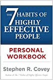 top 10 audio books - The 7 Habits of Highly Effective People Personal Workbook