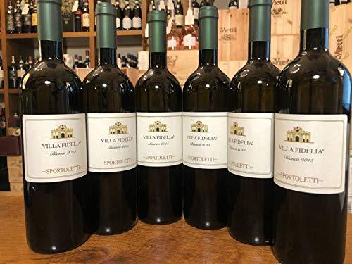SPORTOLETTI Villa Fidelia 2016 IGT Umbria bianco (Grechetto-Chardonnay) 6 x 0,75 l