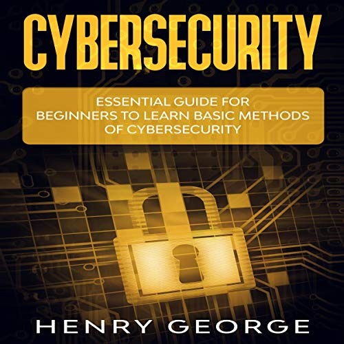 Cybersecurity cover art