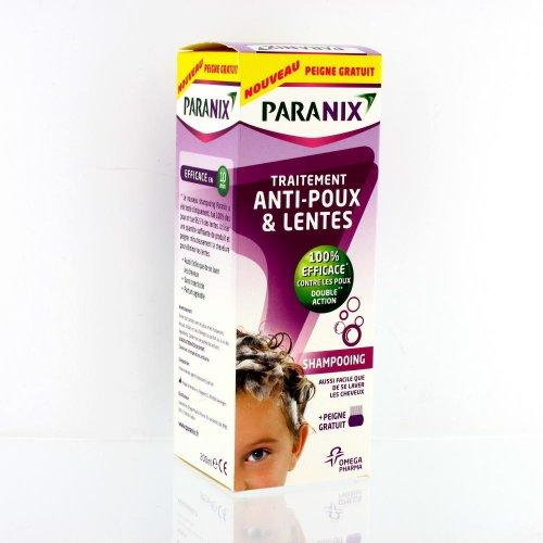 Paranix Anti-Lice & Nits Treatment Shampoo 200ml