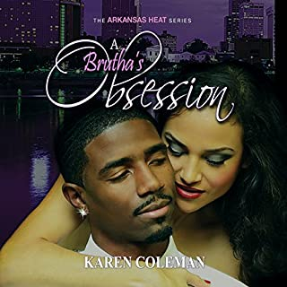 A Brutha's Obsession audiobook cover art