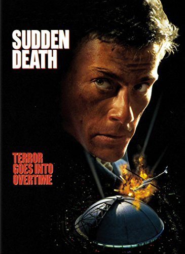 Posters USA - Van Damme Sudden Death Movie Poster GLOSSY FINISH - FIL188 (24' x 36' (61cm x 91.5cm))