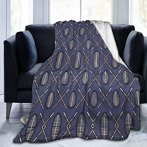 AEMAPE Manta de Tiro de Japón Kendos Manta Suave Manta Suave para sofá de Oficina en casa