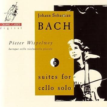 Bach: Suites for Cello Solo