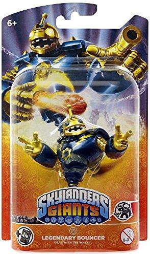 Skylanders Giants : Legendary Bouncer Hybrid Toy