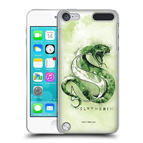 Head Case Designs Licenciado Oficialmente Harry Potter Slytherin Reliquias de la Muerte XVI Carcasa rígida Compatible con Apple iPod Touch 5G 5th Gen
