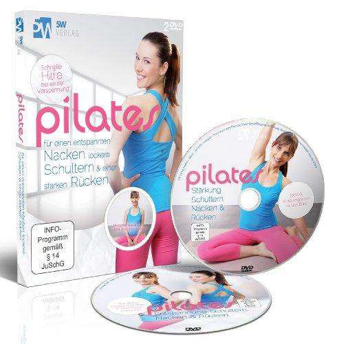 Pilates – für einen entspannten Nacken, lockere Schultern & einen starken Rücken (2 DVDs) - 3