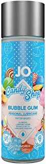 Jo H20 Flavored Candy Shop Water Based Lubricant - Bubble Gum - 2oz