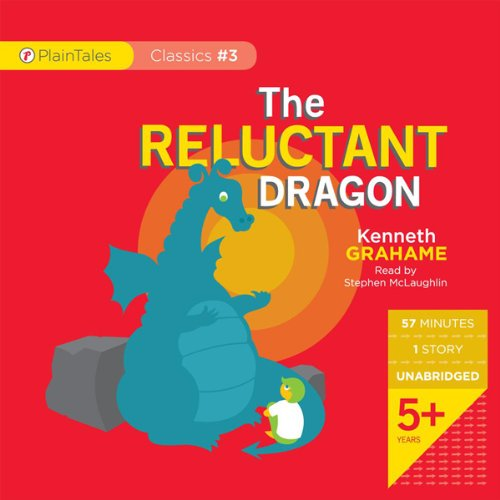 The Reluctant Dragon cover art