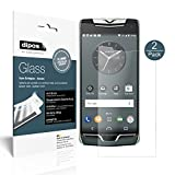 dipos I 2x Screen Protector matte compatible with Vertu