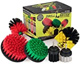 The Ultimate - Drill Brush - Cleaning Supplies - Kit - Bathroom Accessories -...