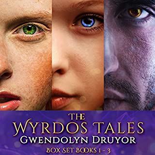 The Wyrdos Tales: Three Book Bundle audiobook cover art