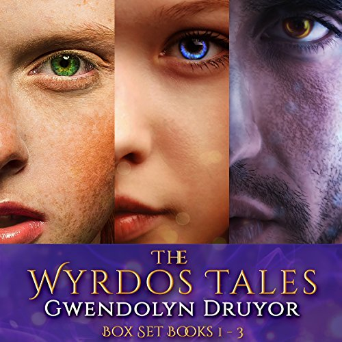 The Wyrdos Tales: Three Book Bundle Audiobook By Gwendolyn Druyor cover art
