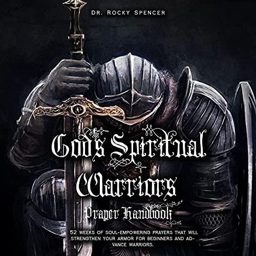 God's Spiritual Warrior's Prayer Handbook cover art