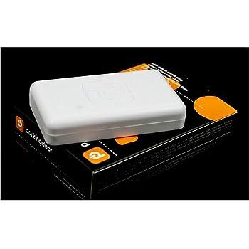 Baintex Easy Parking Apertura de la Puerta del Garaje con Móvil por Bluetooth para 5 Usuarios ¡Líbrate De Los Mandos! Compatible con Todas Las Puertas de Garaje Fácil y Rápido Salida por