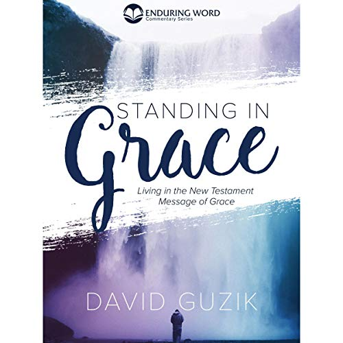 Standing In Grace audiobook cover art