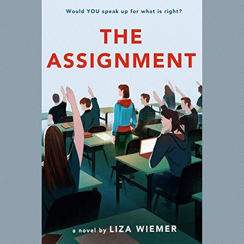 The Assignment Audiobook By Liza Wiemer cover art