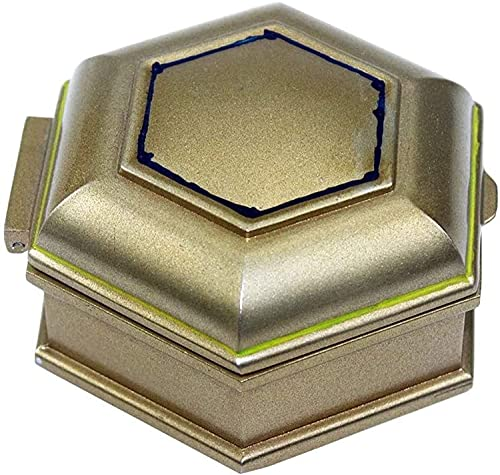 OH Caja de Joyería de Aleación de Zinc Caja de Joyería de...