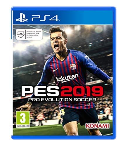 Pro Evolution Soccer PES 2019 - (PS4)
