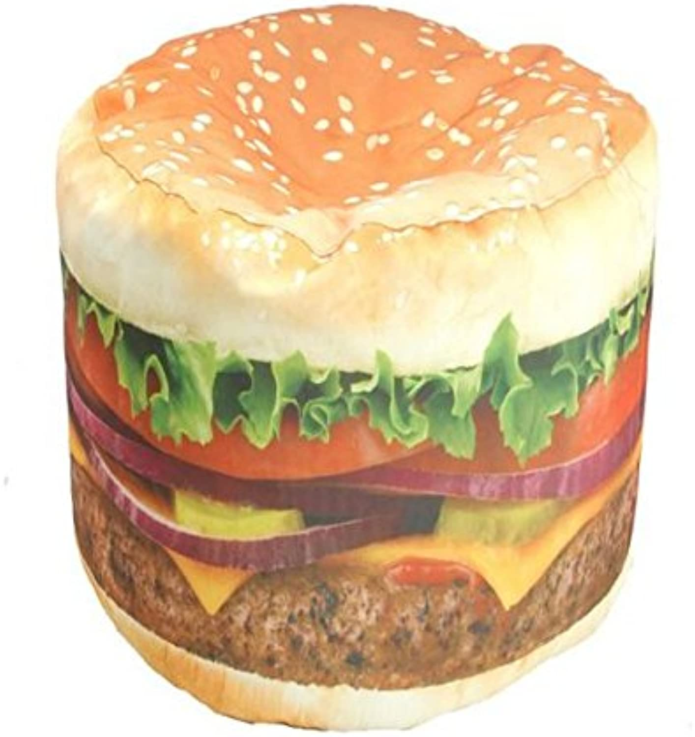 Wow  Works Hamburger Junior Beanbag Chair (86813J)