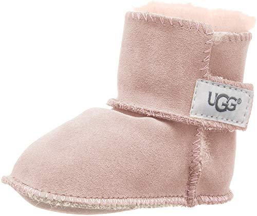 UGG unisex child Erin Boot, Baby Pink, 12-18 Months Infant US