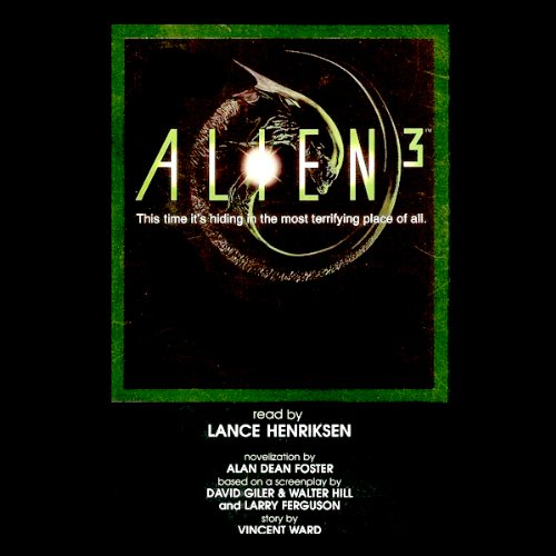 Alien 3 cover art