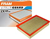 FRAM Extra Guard Air Filter, CA9073 for Select Volvo Vehicles