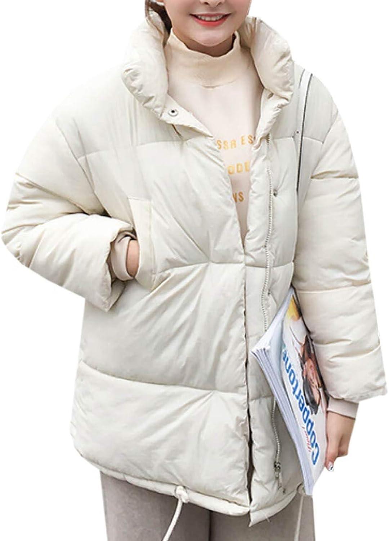 Gocgt Women Down Jackets Lightweight Packable Outwear Puffer Down Coats