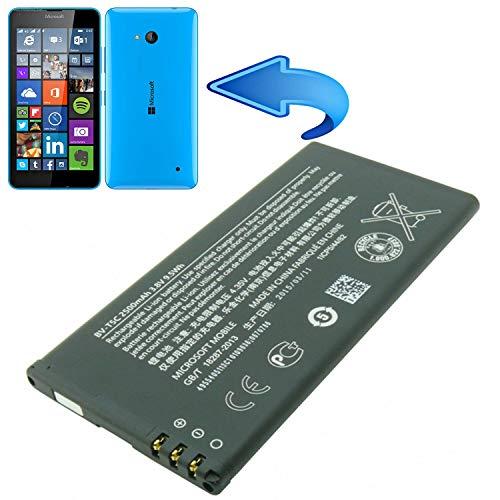 Batteria Originale Microsoft Bv-T5C Per Lumia 640 2500 Mah Li-Ion Bulk