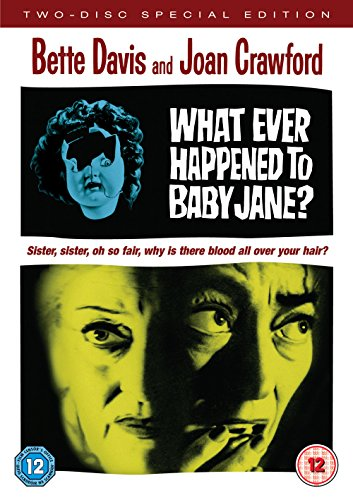 Whatever Happened to Baby Jane [Reino Unido] [DVD]