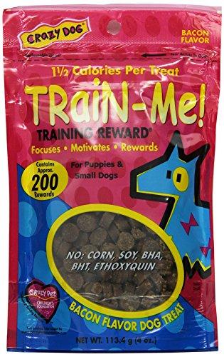Crazy Dog Train-Me! Mini Dog Treats