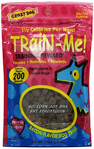 Crazy Dog Train-Me! Training Reward Dog Treats
