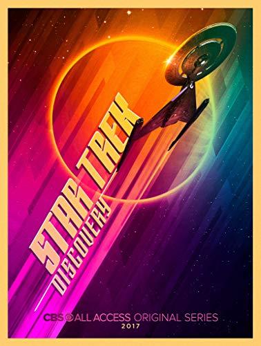 Star Trek – Poster-Druck, Größe: 28 x 43 cm, Geschenk, dekorativer Druck
