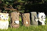 Rotary Hero – Moai Taschentuchbox / Taschentuchspender / Kosmetiktücherbox - 5