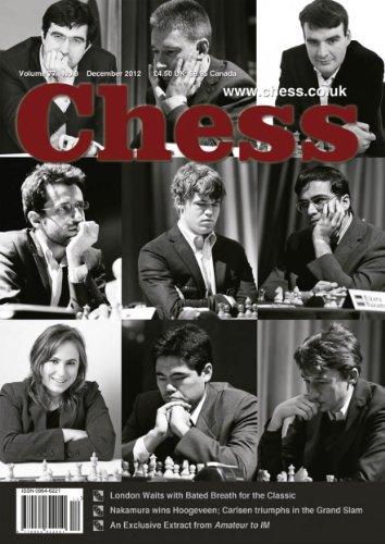 CHESS Magazine - December 2012 (English Edition)
