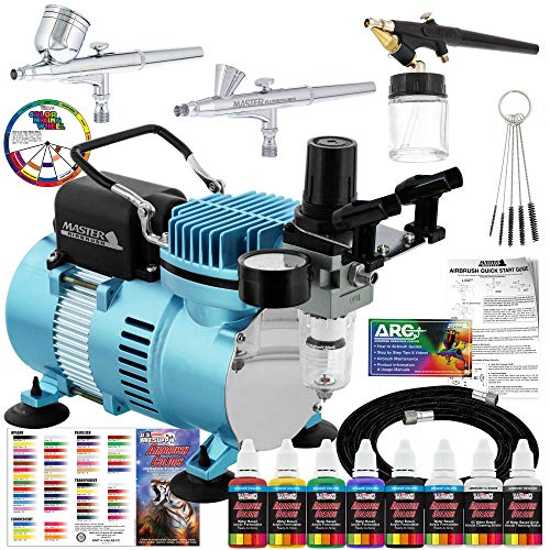 Master Airbrush Cool Runner II Set