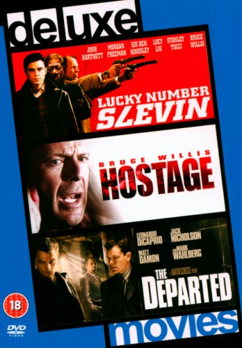 Lucky Number Slevin/Hostage/Departed