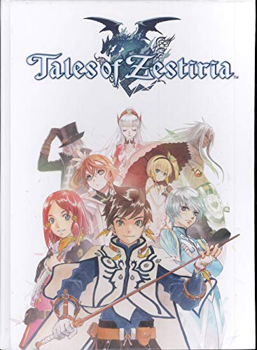 Tales of Zestiria Collector's Edition Strategy Guide