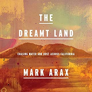 The Dreamt Land audiobook cover art
