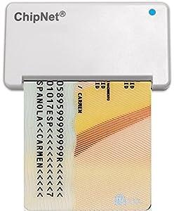 Lector de DNI electrónico MAC y WINDOWS (Optimizado para EDGE y FIREFOX ) * Funciona en BIG SUR (no M1) * ChipNet iBOX Plus * Firma Digital PDF * Asesoramiento -Empresa Española Soporte Posventa